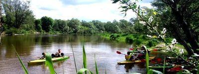 Spływy kajakowe rzeką Bug 400x150
